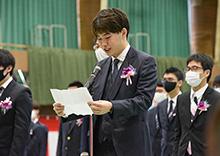 卒業式(高校)