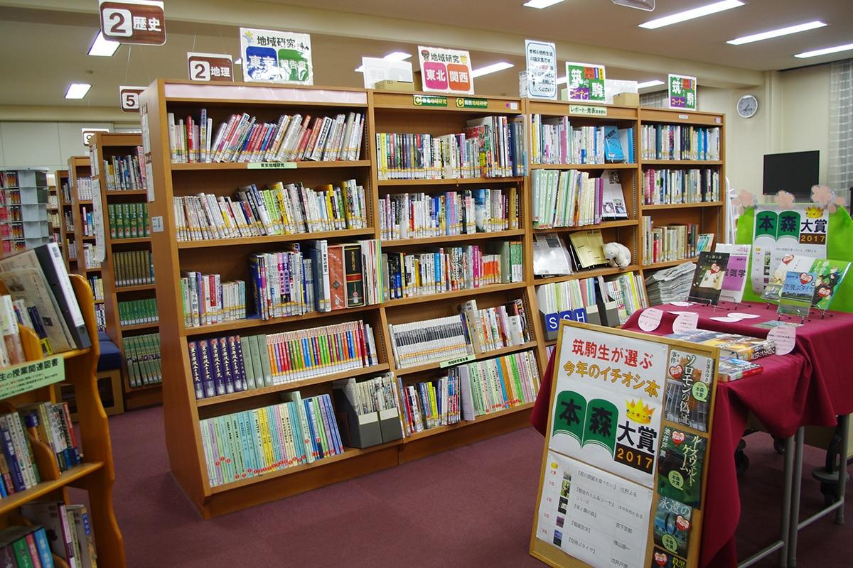 図書スペース(2)