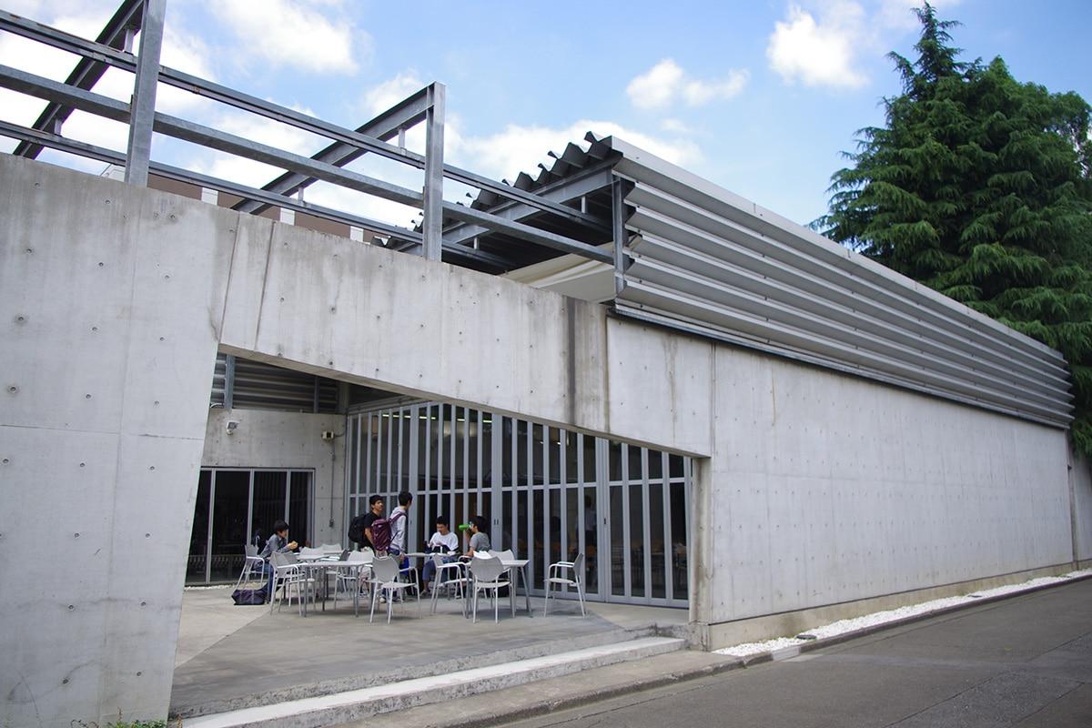 創立50周年記念会館